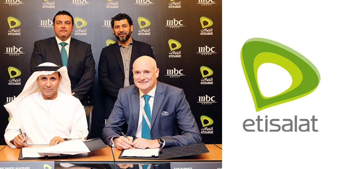 Telecom Review - E-Vision Partners with MBC GROUP in