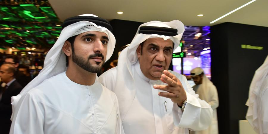Telecom Review - Crown Prince of Dubai Sheikh Hamdan bin Mohammed Al