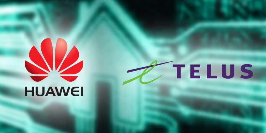 Telecom Review - Huawei partners with TELUS on 5G wireless-to-the