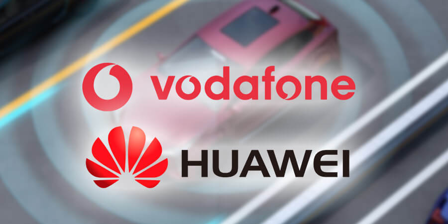Telecom Review - Vodafone and Huawei test connected cars