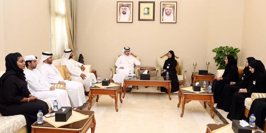 Telecom Review - TRA delegation meets Sharjah Municipality