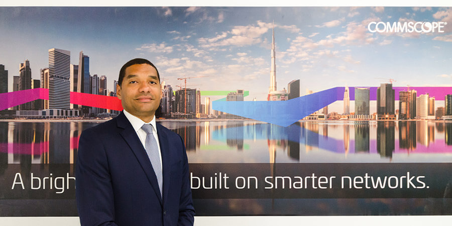 Telecom Review - CommScope showcases its technology for future