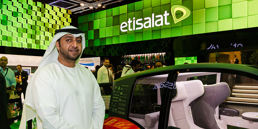 Telecom Review - Etisalat is 'Leading the 5G Revolution' with the