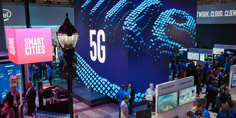 Telecom Review - Ericsson partners with Intel on 5G products