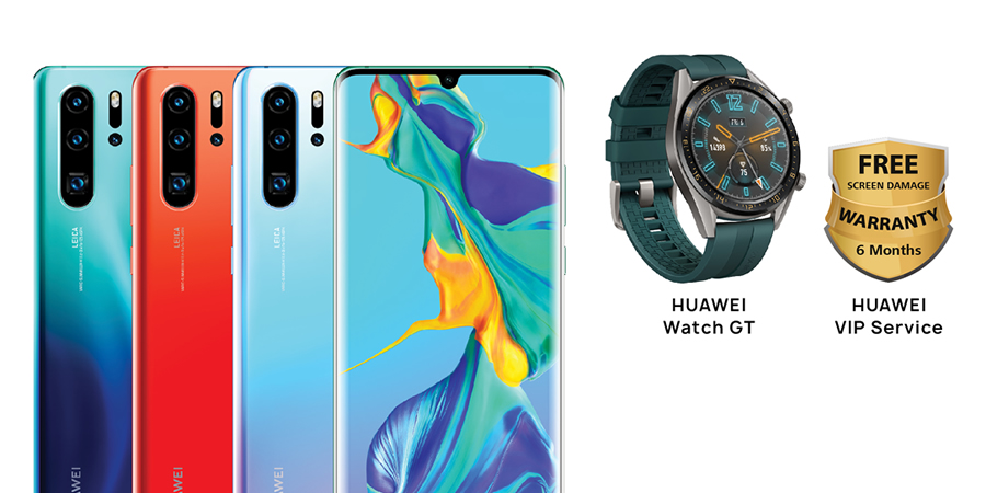 Telecom Review - du partners with Huawei on its latest P30