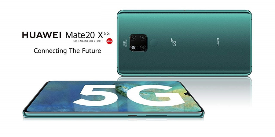 Image result for huawei mate 20x 5g banner